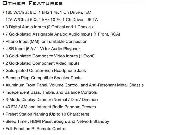 DRX-3 2 | INTEGRA HOME THEATER