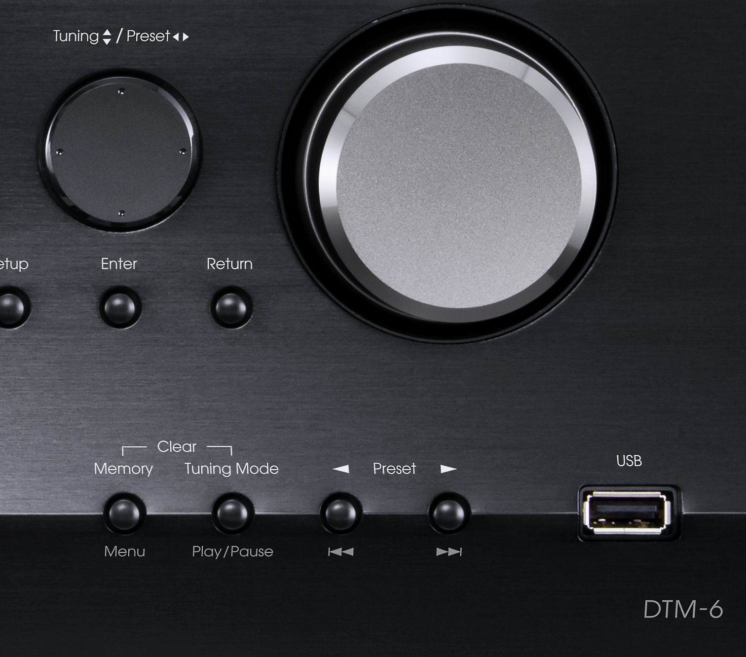 DTM-6 | INTEGRA HOME THEATER