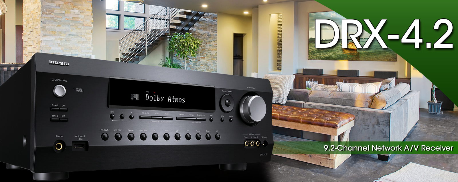 DRX-4 2 | INTEGRA HOME THEATER